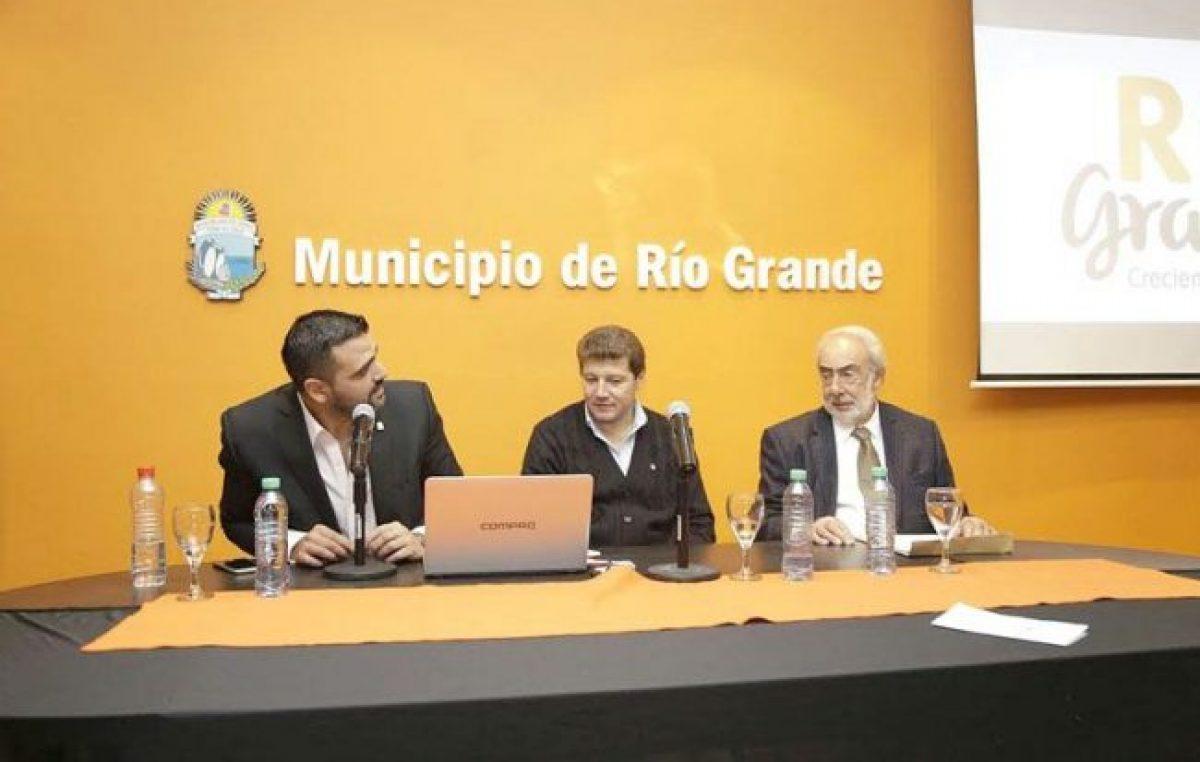 Vuoto y Melella hicieron una fuerte defensa de las autonomías de los municipios fueguinos