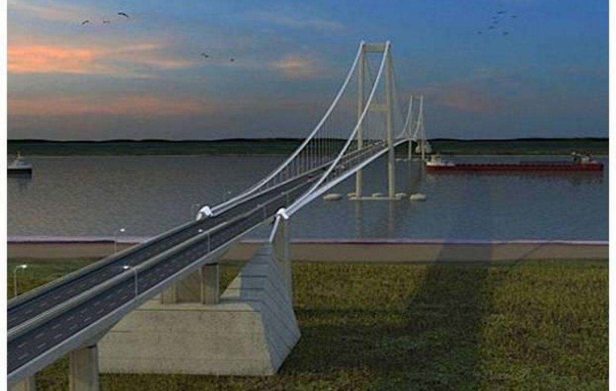 Confirmaron fecha de licitación del puente Paraná-Santa Fe y la circunvalación