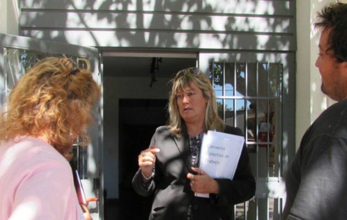 Puan: los municipales acordaron una suba del 21,5% por seis meses
