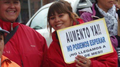 Municipales de Esquel cumplirán otras 48 horas de retención de servicios