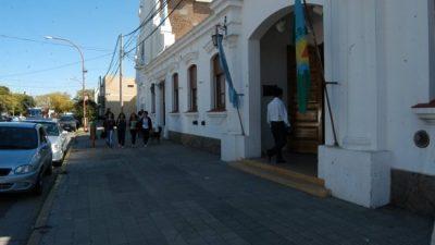 Punta Alta: municipales hacen paro por 24 horas
