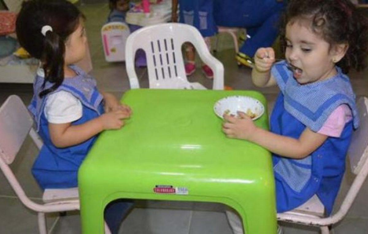 La Banda: El Plan Nutricional Municipal beneficia a más de 1.800 chicos de la ciudad