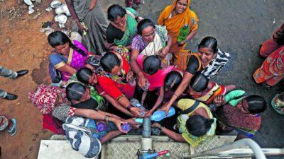 3,5 millones de personas mueren cada año por la falta de agua potable
