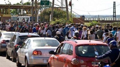 Asimetrías económicas ponen en jaque a los comercios correntinos de frontera