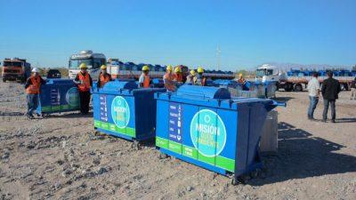 Chimbas da el primer paso para la Planta de Transbordo de Residuos Sólidos Urbanos