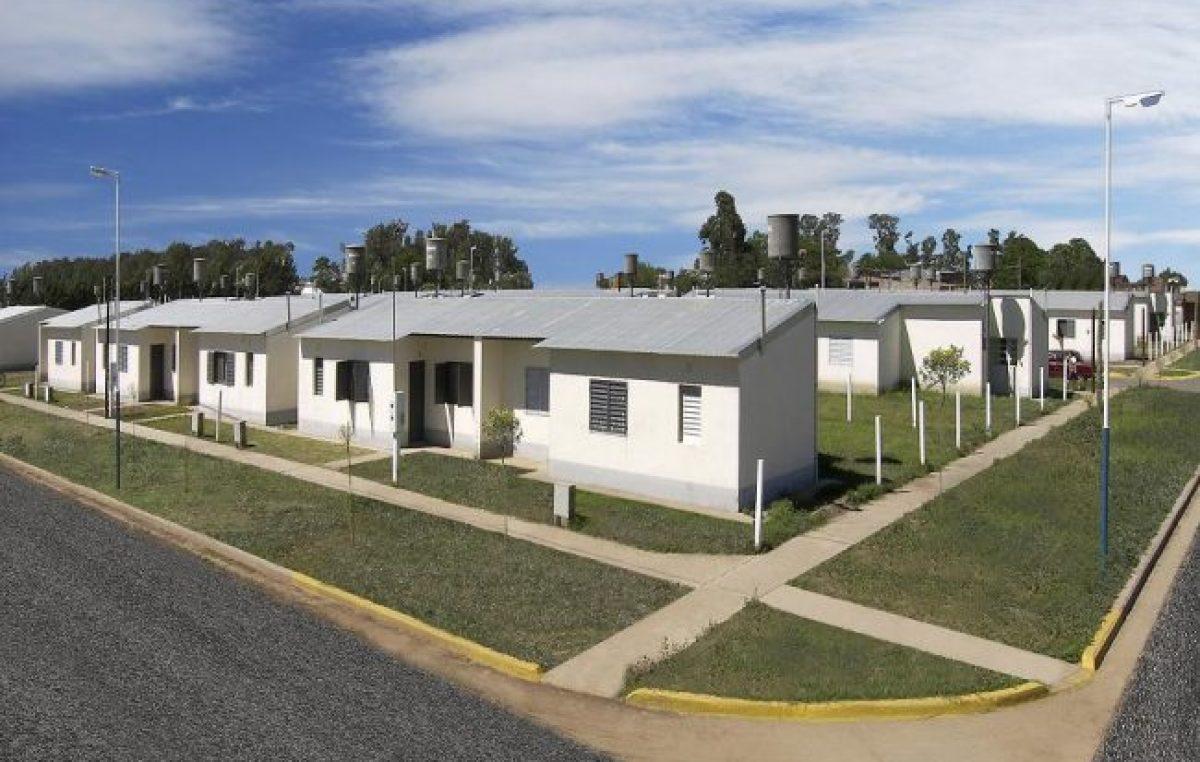 Se realizó una reunión para abordar la ejecución de nuevas viviendas para trabajadores municipales entrerrianos