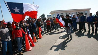 Sindicato de mina Escondida en Chile aun evalúa si asistirá a reunión con empresa