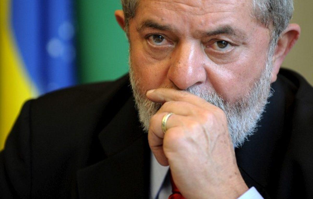 """Lula se declaró inocente y denunció """"masacre mediática"""""""