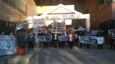Es inconstitucional la ley de municipalización de Las Grutas
