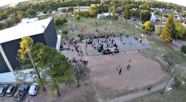 Parques educativos de la ciudad de Córdoba, semilleros de la capital social
