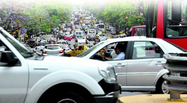 En 10 años, Córdobaduplicó la cantidad de vehículos