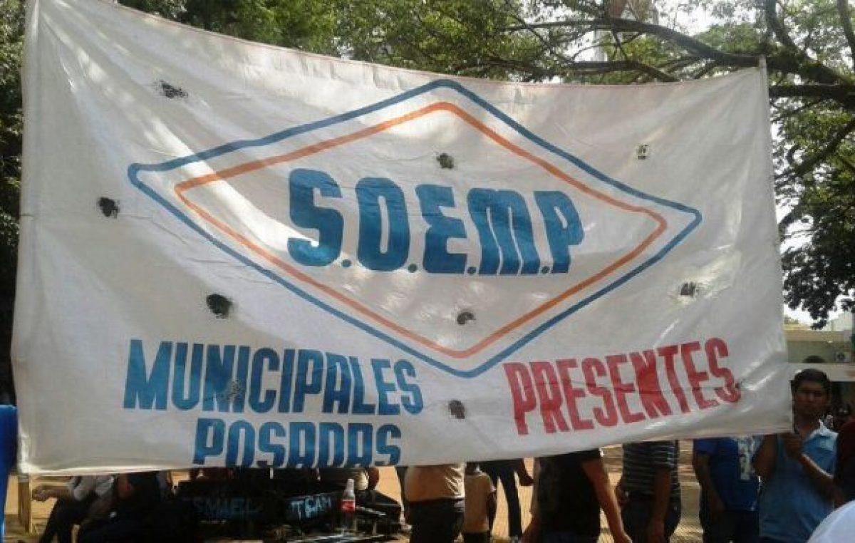 El jueves, se reunirán funcionarios de la Municipalidad de Posadas y representantes de los empleados