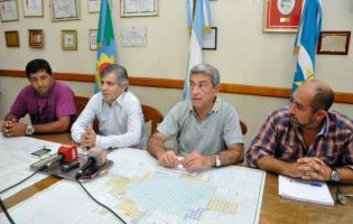 Aumento del 34% a los municipales en Chivilcoy