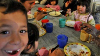 Alerta en Comedores y fundaciones ante el incremento de la pobreza