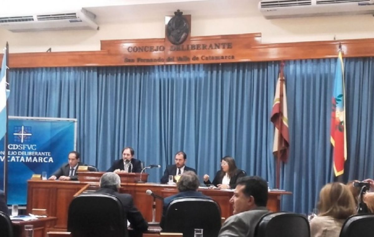Catamarca elegirá intendente y concejal con Boleta Única Electrónica en 2019