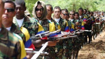 Comienza el desarme de las Farc, tras medio siglo de conflicto