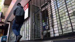 Efecto Chile: ya cerraron 400 comercios en Mendoza
