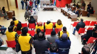 La pelea municipal en Viedma hizo fracasar la paritaria