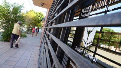 Hoy cierran las listas para la primera ronda electoral del año en Río Negro