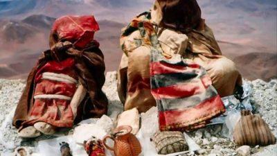 Llullaillaco: homenaje al sueño eterno de los Niños