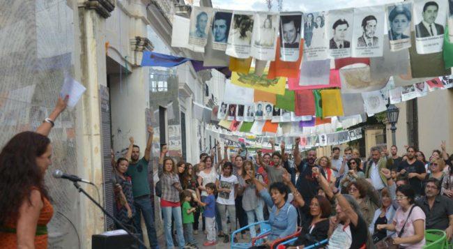 """""""La tenacidad de los pañuelos"""", en la Semana de la Memoria en Córdoba"""