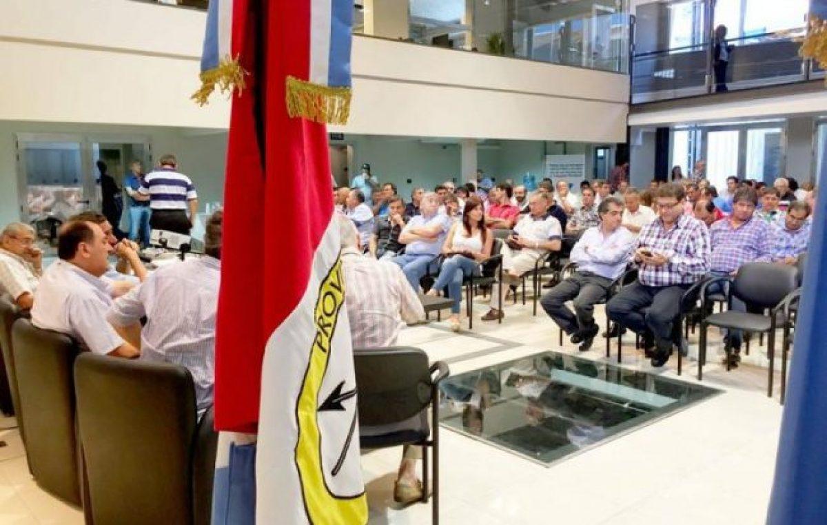 FESTRAM respondió al pedido de los Intendentes santafesinos