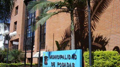 Conflicto en la Municipalidad de Posadas
