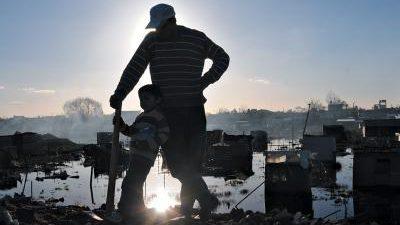 La promesa de pobreza cero es solo promesa
