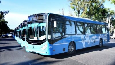Rosario avanza hacia el nuevo sistema de transporte público