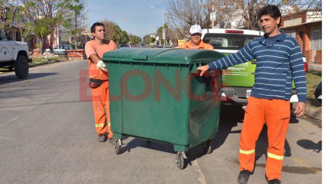La Municipalidad de Paraná sumará 2.000 nuevos contenedores de residuos