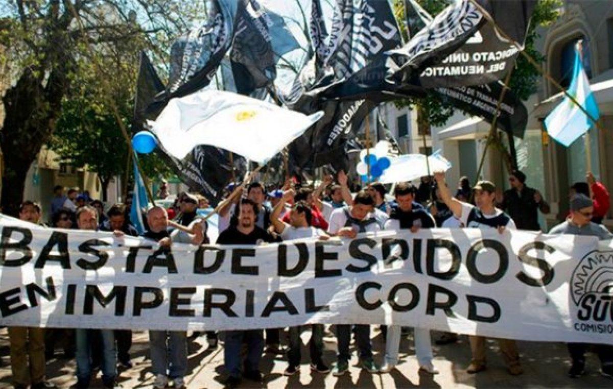 Otra empresa despidió a 22 obreros en Gualeguaychú