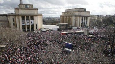Francia: se calienta la campaña presidencial