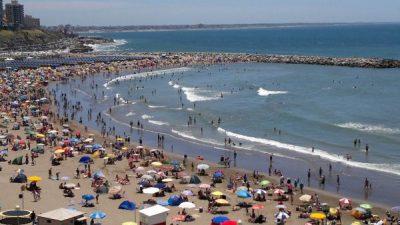 Las playas de Mar del Plata cumplen con parámetros internacionales de calidad recreativa
