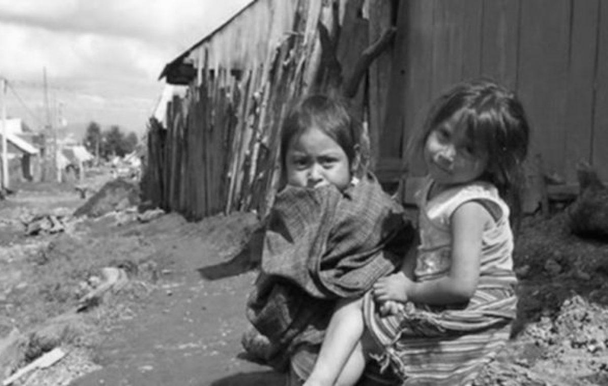 Números alarmantes: casi la mitad de niños y niñas de Argentina es pobre