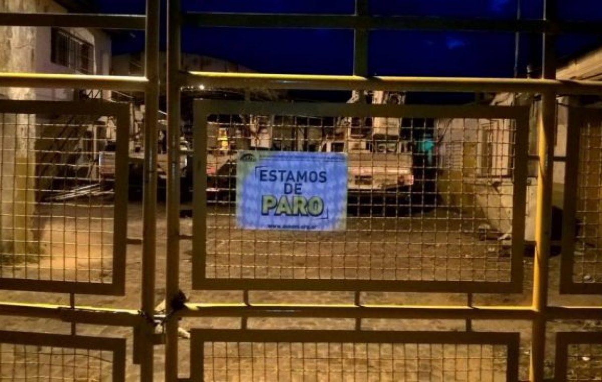 Alto acatamiento al paro de FESTRAM en toda la Provincia de Santa Fe