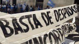 Desempleo: El conurbano y Rosario, arriba de 9