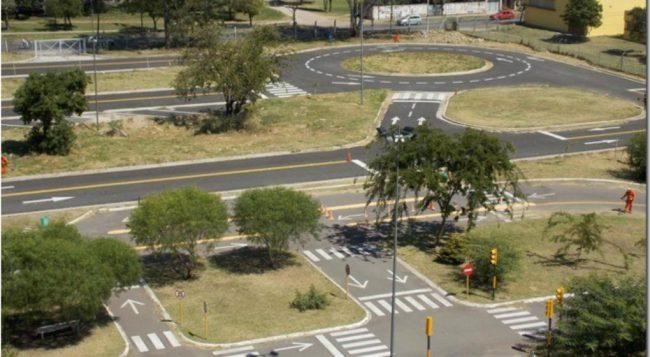 """Córdoba: Inauguran la """"miniciudad"""" para educación vial más grande del interior del país"""