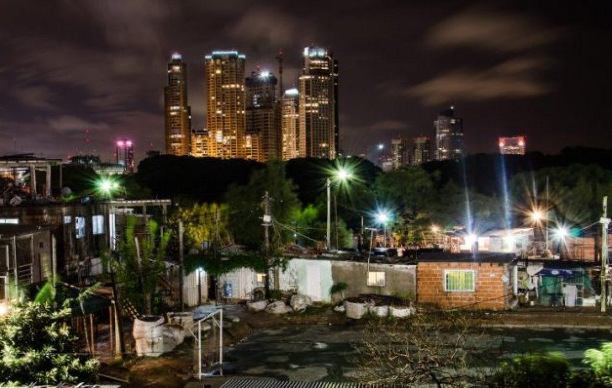 Más desigualdad en territorio porteño