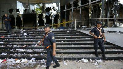 La reelección rediseña el mapa político y divide a Paraguay