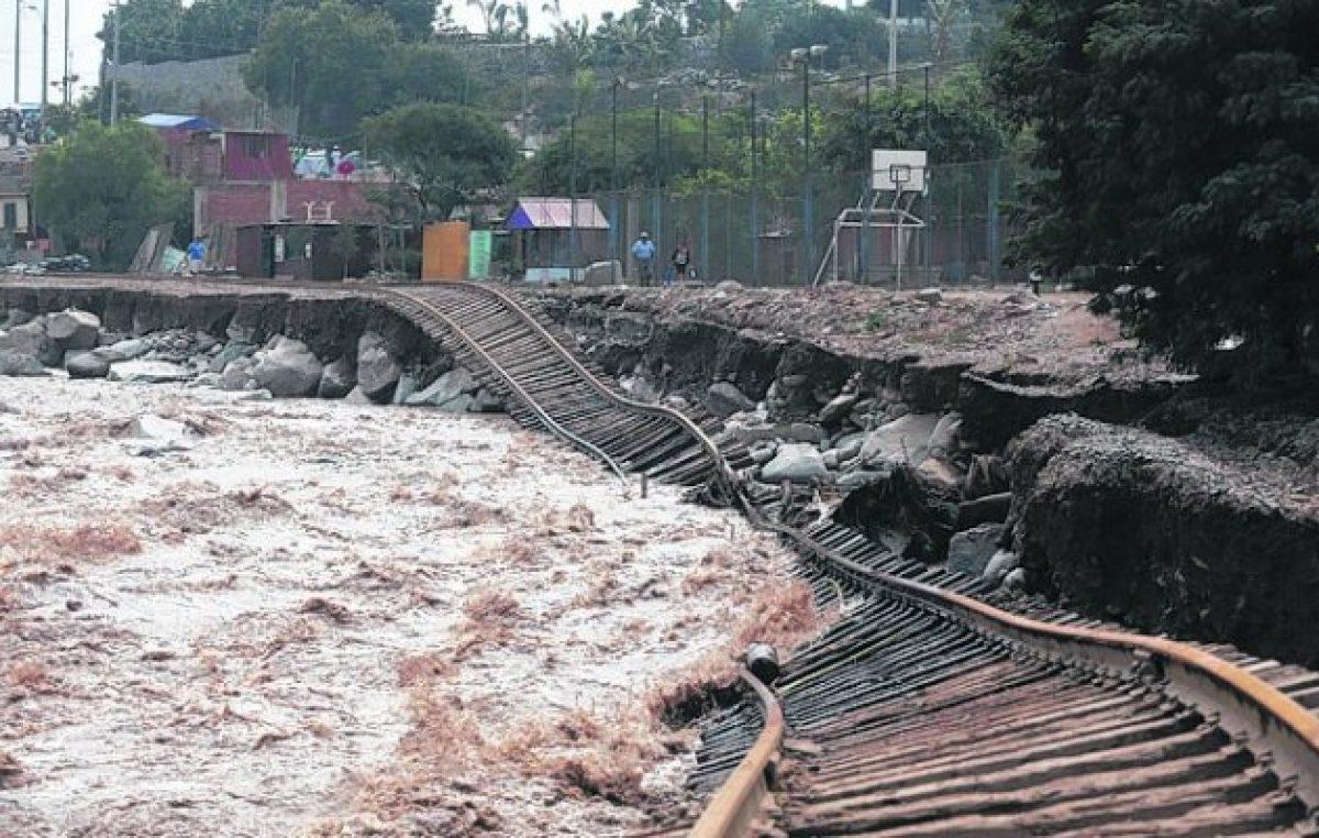 Ya son más de un millón los afectados por las lluvias en el Perú