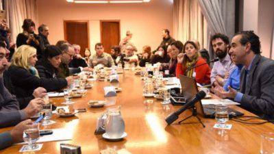 El municipio de Rosario presentó la edición 2018 del Presupuesto Participativo