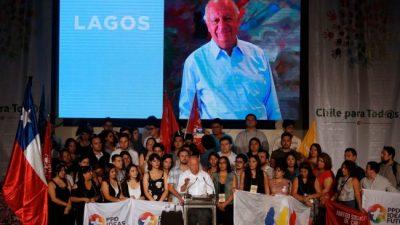 Chile: tras retirarse Lagos, el periodista Guillier será el candidato oficialista