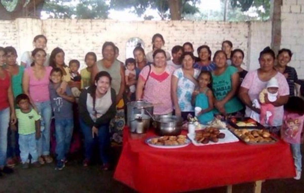 Familias wichis de Salta utilizan energías alternativas para cocinar y trabajar