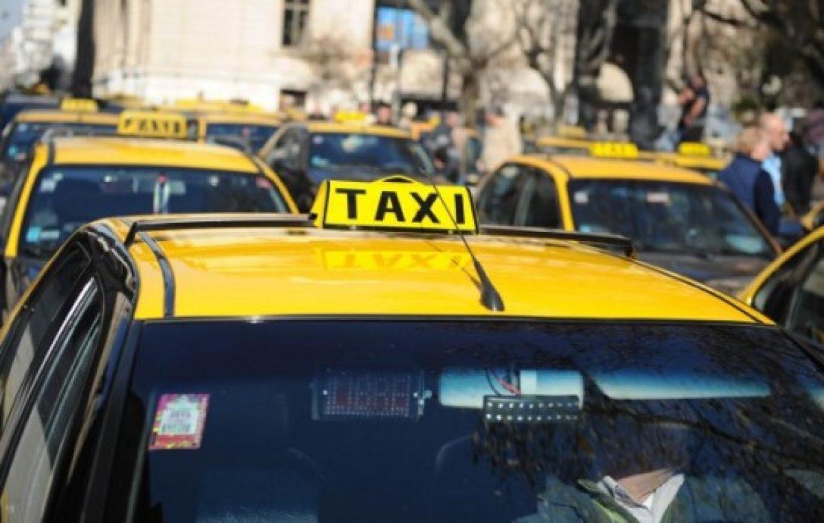 Rosario tendrá una aplicación gratuita para solicitar taxis