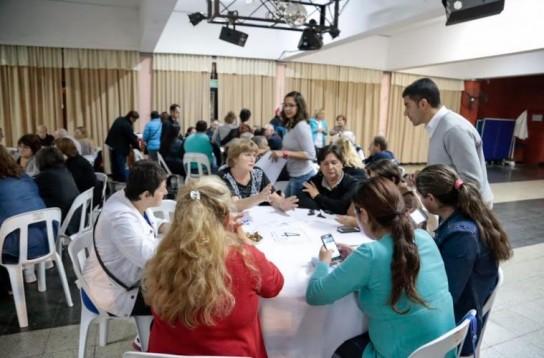 Se puso en marcha la edición 2017 del Presupuesto Participativo en San Lorenzo