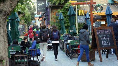 El Calafate: hubo 21% menos de ocupación