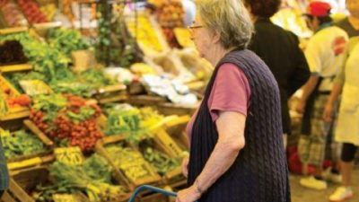 El 38% de los adultos mayores no llega a fin de mes, la mayoría vive en el conurbano