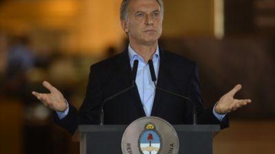 """El 54,2% cree que Macri es un """"mentiroso"""" y que la corrupción es la principal preocupación"""