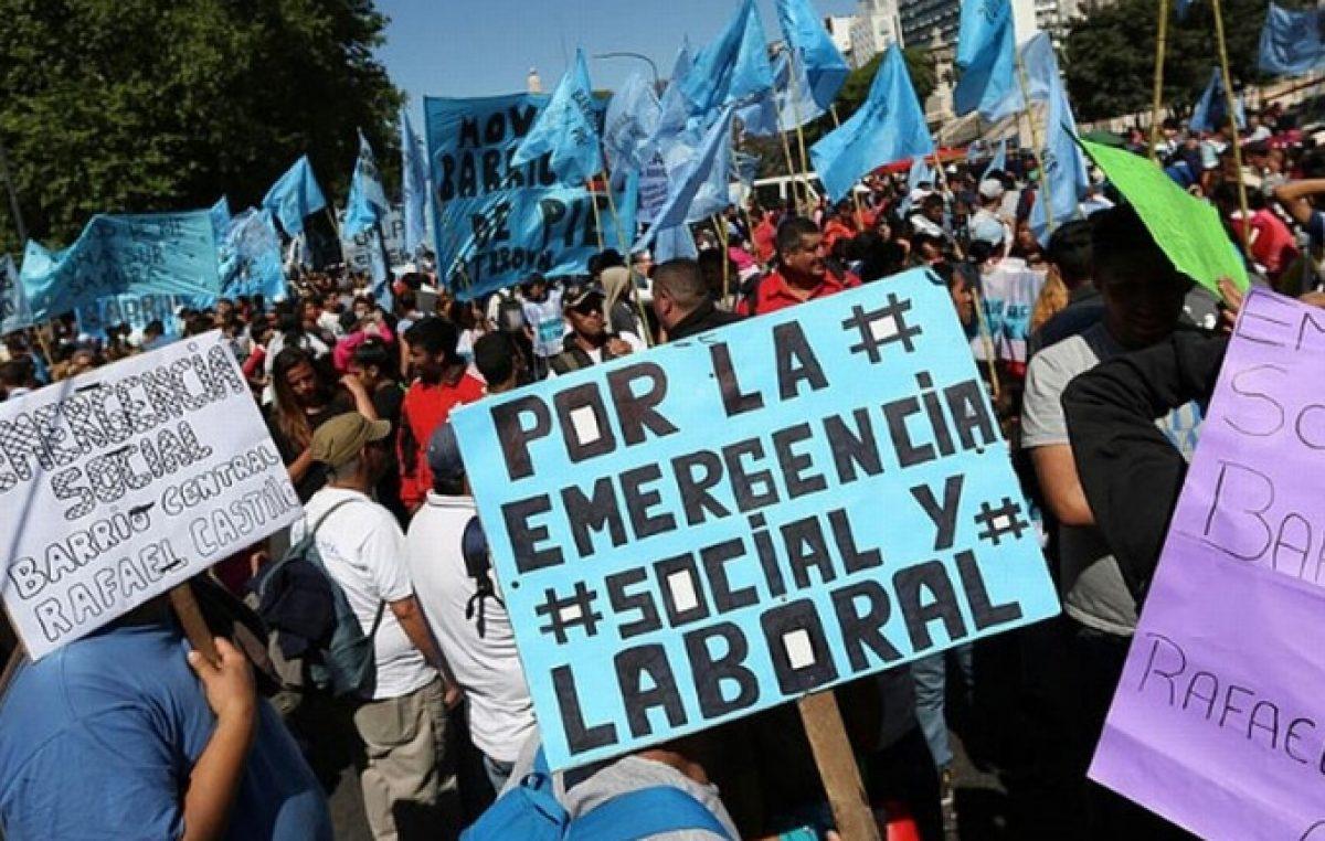 Emergencia Social: le darán $4.000 por mes a trabajadores de la economía popular
