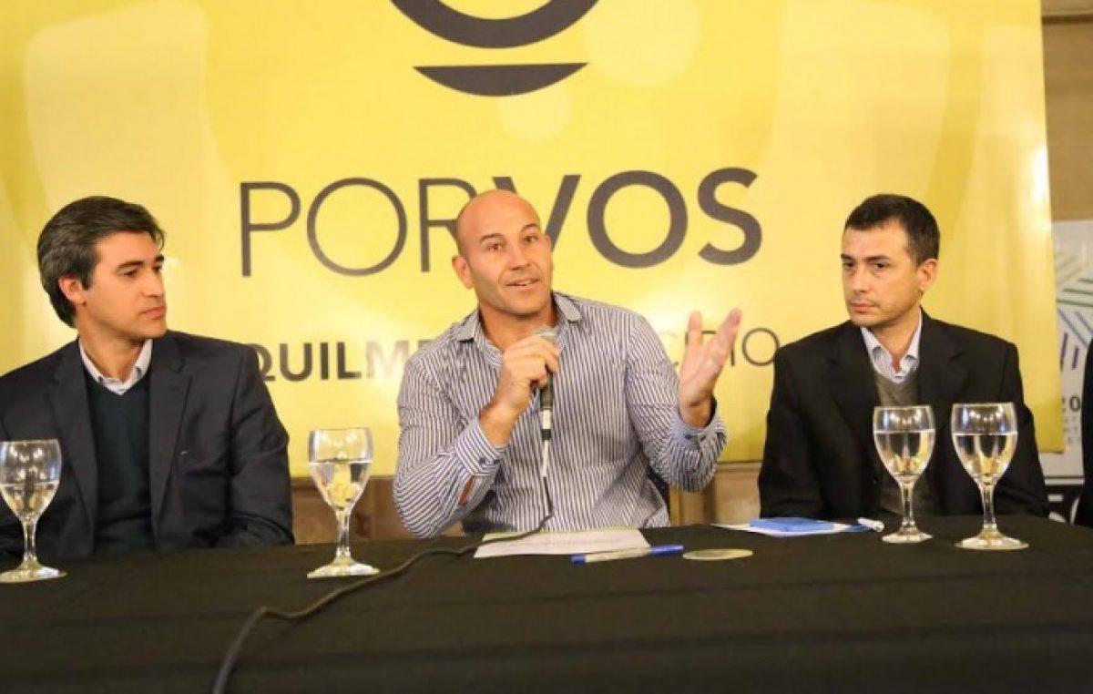"""El intendente de Quilmes presentó un programa para """"democratizar"""" la asignación de recursos"""